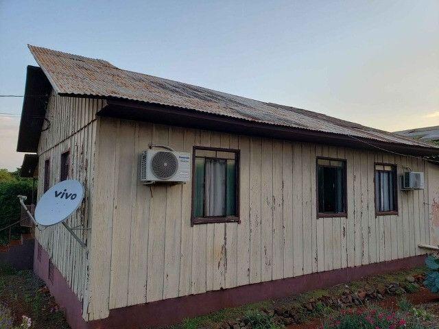 Vende-se Casa de Madeira Dupla para retirar do local ou Desmanchar - Foto 2