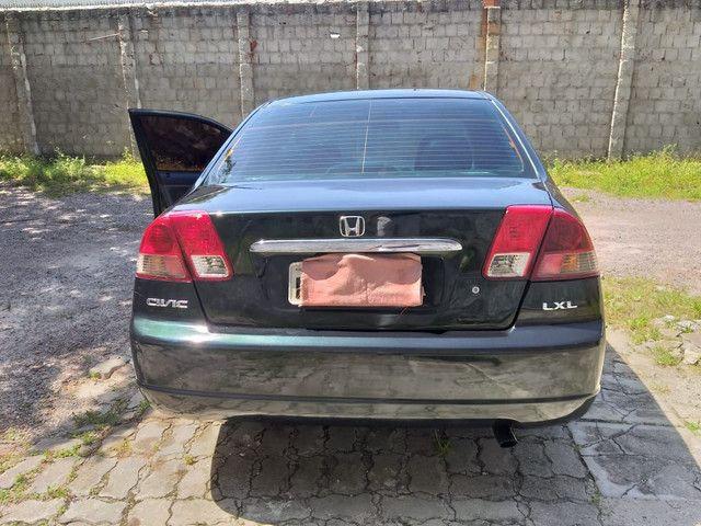 Honda Civic 2003 LXL - Foto 3