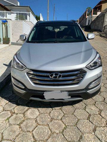 Hyundai Grand Santa Fe - Foto 2