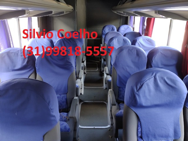 Ônibus Comil Campione 2005 Top - Silvio Coelho - Foto 6