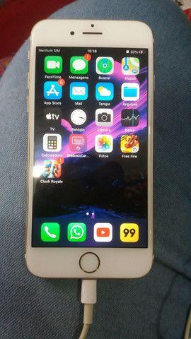 IPHONE 6S GOLD  - Foto 4