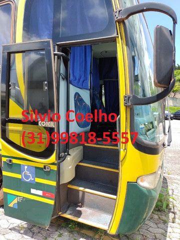 Ônibus Comil Campione 2004 Top - Silvio Coelho - Foto 5
