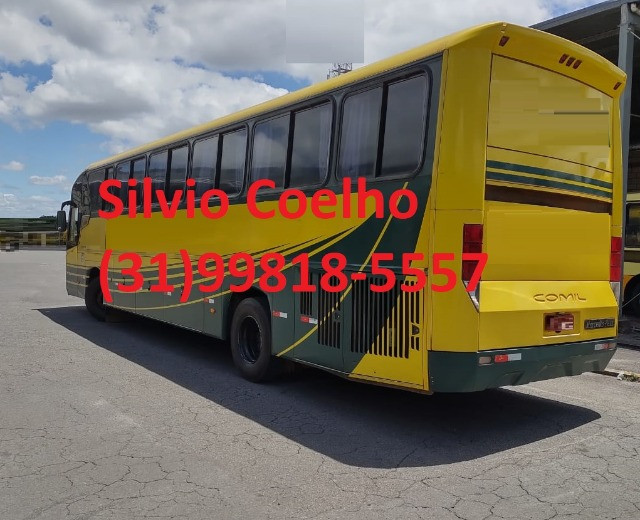 Ônibus Comil Campione 2005 Top - Silvio Coelho - Foto 4