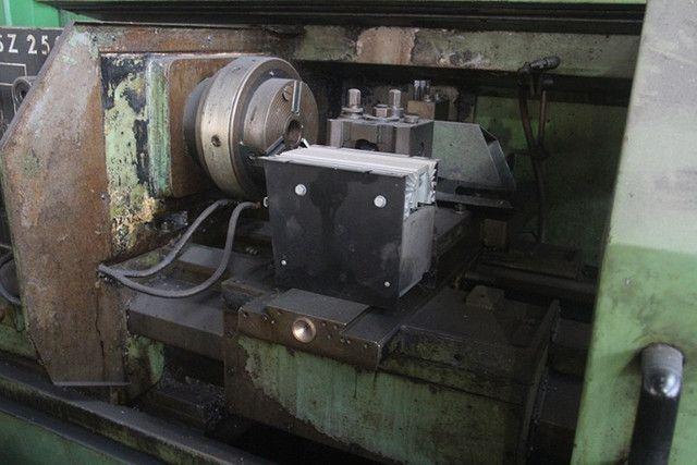 Torno Nardini Sagaz CNC mod. Gpr SZ250 ? ML75 Usado - Foto 3
