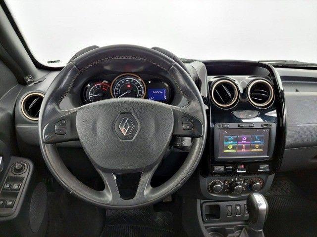 Duster Dynamique 2.0 Automático Completo/ Veículo á Gás - (ÚnicoDono) - Foto 15