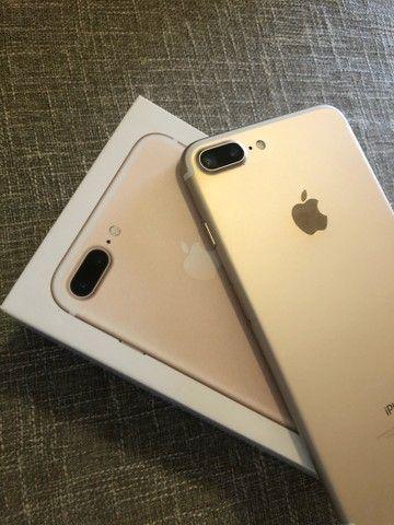 Vendo iPhone 7 Plus 32gb( somente venda)