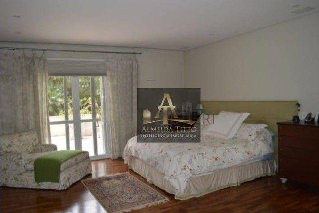 Maravilhosa Casa para Locação com 4 Suítes e 850 m² de Área Construída em Alphaville - Res - Foto 8