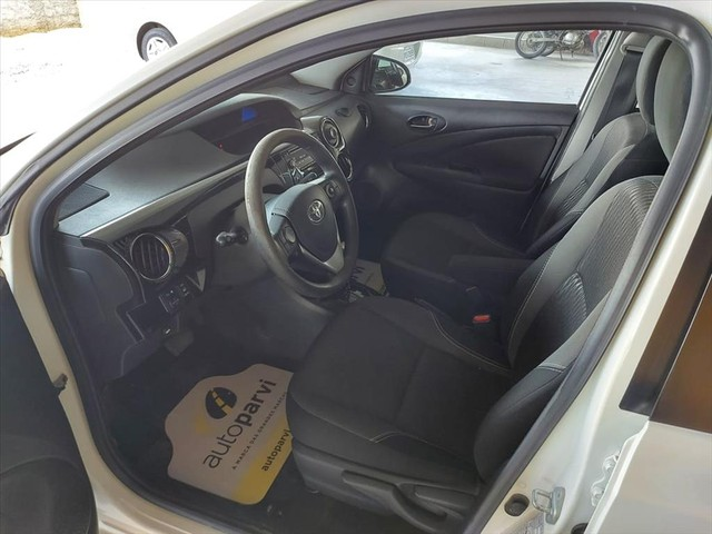 TOYOTA ETIOS 1.5 XS SEDAN 16V FLEX 4P AUTOMÁTICO - Foto 10