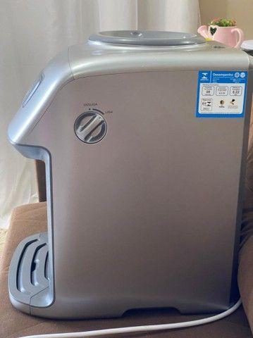 Bebedouro de água bivolt Electrolux novo - Foto 3