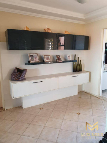 Apartamento com 4 suítes à venda, 200 m² por R$ 1.490.000 - Porto das Dunas - Aquiraz/CE - Foto 9