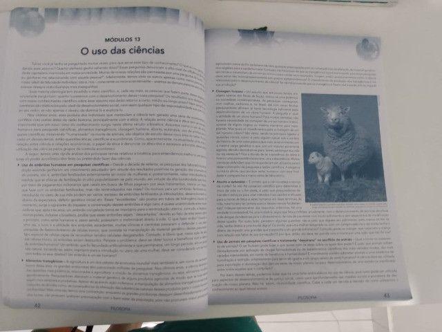Livro de Filosofia e Sociologia - Foto 3