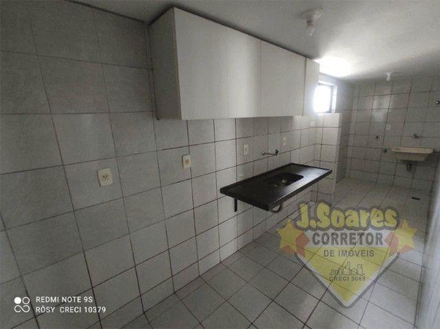 Manaíra, 3 suítes, 85m², R$ 1.900 C/Cond, Aluguel, Apartamento, João Pessoa - Foto 11