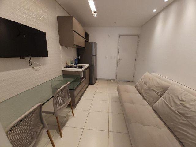 Apartamento com 1 quarto para alugar, 27 m² por R$ 2.995/mês - Boa Viagem - Recife - Foto 2
