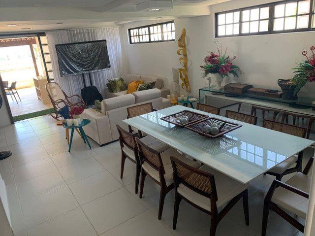 Casa Cinco Suítes a Beira Mar. (Mobiliada). - Foto 3