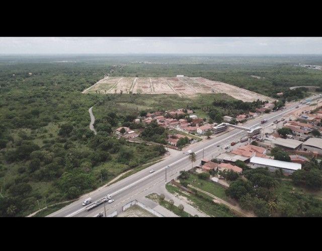 Loteamento as margens da BR-116, 10 minutos de Fortaleza! - Foto 9