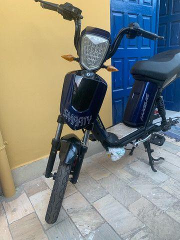 E-bike Elétrica (sem Roda traseira)