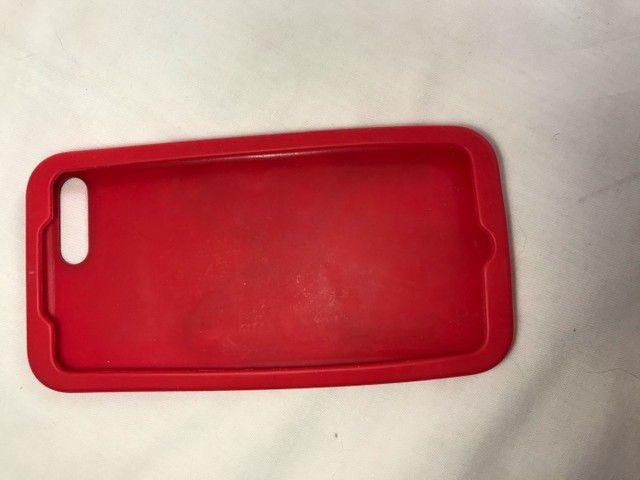 Capa Iphone 7 Plus - Usada - Foto 2