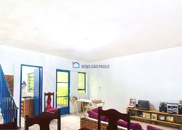 Amplo sobrado residencial/comercial para locação localizado na Vila Guarani - Foto 4