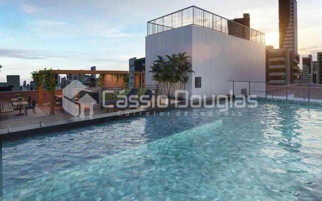 Apartamento 2 quartos em Manaíra em construção - área de lazer club - Foto 3