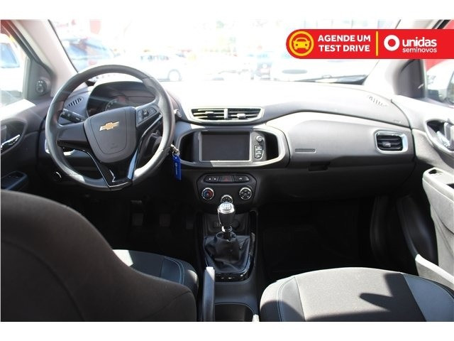 Chevrolet Prisma 1.4 Mpfi lt 8v Flex Manual - Foto 7