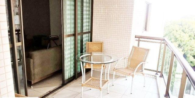 Alugamos um apartamento 2/4 mobiliado no Edifício La Residence - Foto 4