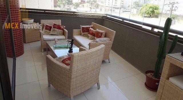 Apartamento com 4 dormitórios à venda, 247 m² por R$ 1.100.000,00 - Guararapes - Fortaleza - Foto 14