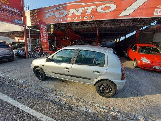 Renault Clio Hatch 2001 com ar  - Foto 7