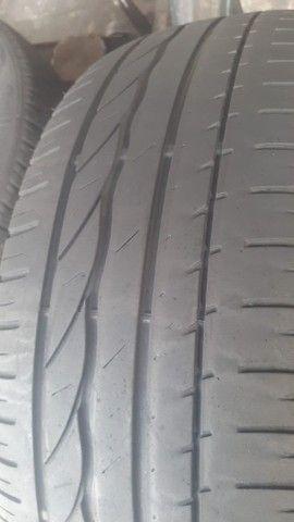 Pneus Bridgestone aro 16 em Ótimo estado  !!