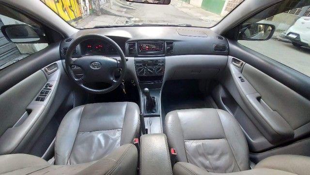 Toyota Fielder Top Xei couro+Gnv Aceito Troca Aceito Oferta - Foto 5