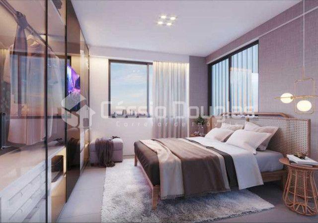 Apartamento 2 quartos em Manaíra em construção - área de lazer club - Foto 11