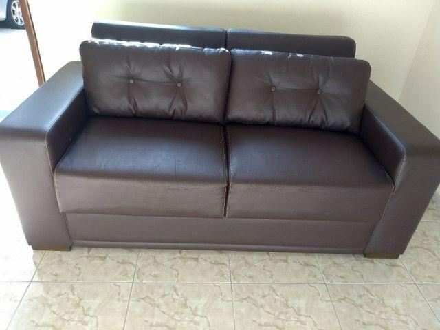 Sofá de 2 Lugares tamanho grande