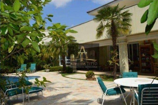 Maravilhosa Casa para Locação com 4 Suítes e 850 m² de Área Construída em Alphaville - Res - Foto 9
