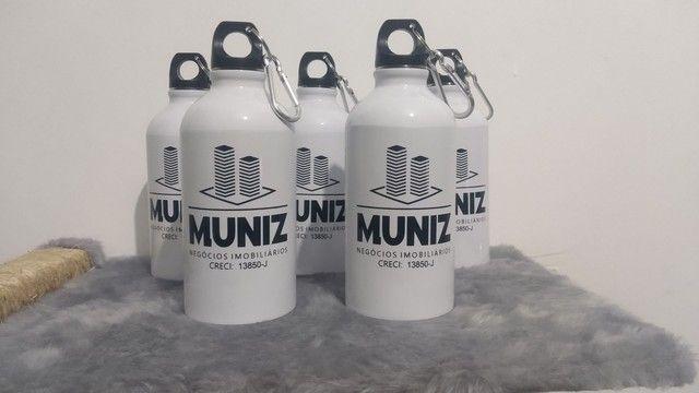 Squeeze personalizada - R$ 25,00 - Foto 2