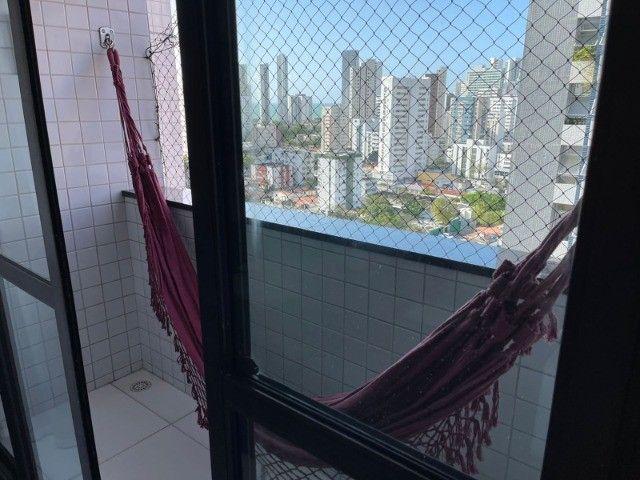 MD I Apartamento 2 Quartos 61m² com Varanda I Boa Viagem. Edf. Átria I Porteira Fechada - Foto 16