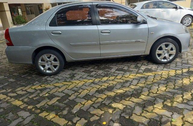 Etios sedan XS automático 2018 - Foto 4