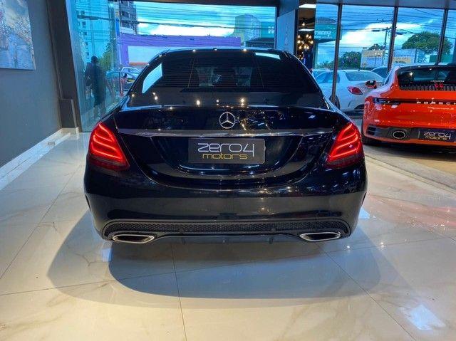 Mercedes C250 Sport, 2015, interior vermelho, blindada nível 3A, configuração Linda  - Foto 19