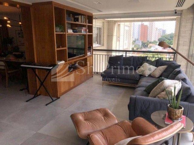 Apartamento para alugar no condomínio Splendor Ibirapuera, 222 m² por R$ 20.000/mês - Vila - Foto 8