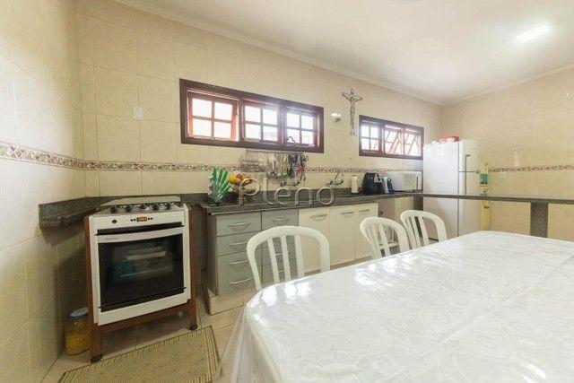 Casa à venda com 4 dormitórios em Loteamento parque são martinho, Campinas cod:CA022268 - Foto 15