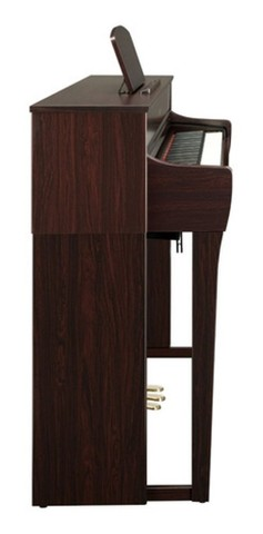 Piano Digital Yamaha Clavinova Clp 725r - Rosewood (Mixer Instrumentos) - Foto 2