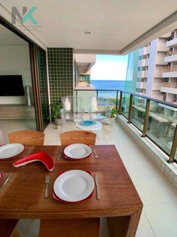 Apartamento com 3 dormitórios à venda, 114 m² por R$ 811.023,29 - Guaxuma - Maceió/AL - Foto 18