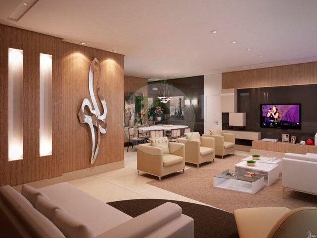 Apartamento 3 suíte a venda, Condomínio Living Garden, Próximo ao Parque do Cocó, Fortalez - Foto 4