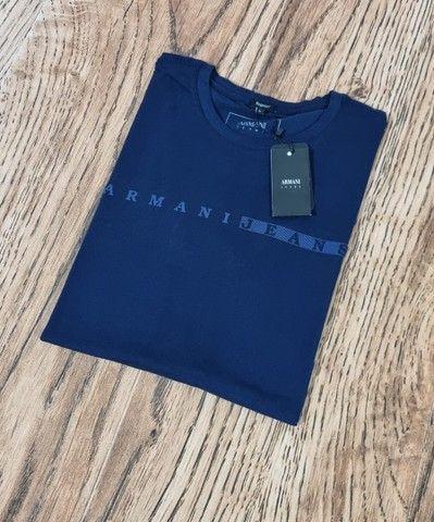 Camisas Armani jeans  - Foto 3
