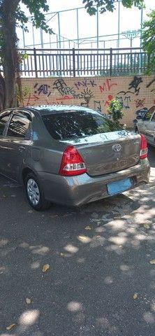Étios Sedan automático 1.5 / 2020 GNV geração 5 - Foto 5