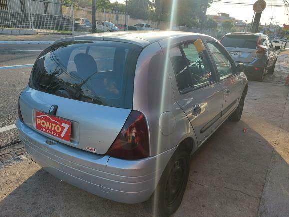 Renault Clio Hatch 2001 com ar  - Foto 18