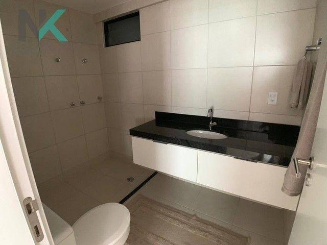Apartamento com 3 dormitórios à venda, 114 m² por R$ 811.023,29 - Guaxuma - Maceió/AL - Foto 14