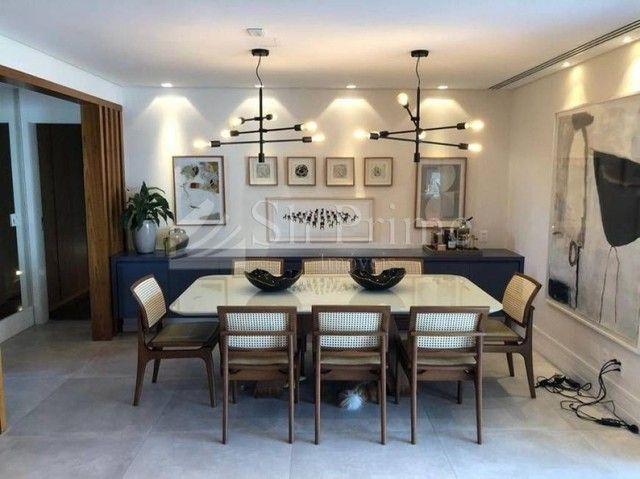 Apartamento para alugar no condomínio Splendor Ibirapuera, 222 m² por R$ 20.000/mês - Vila - Foto 6