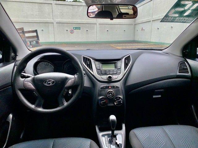 Hyundai Hb20 Comfort Plus  2015 Automático com GNV Muito novo!!!! - Foto 7
