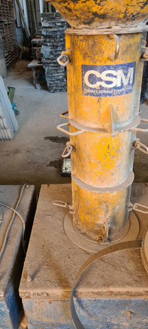 Formas tubo de concreto  - Foto 3