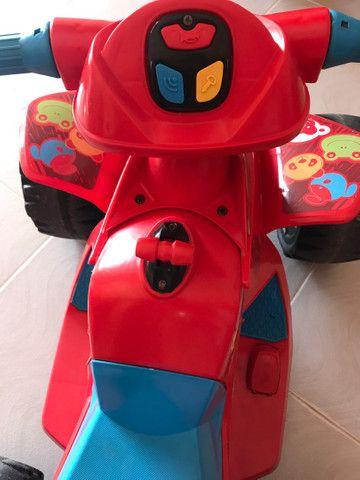 Quadriciclo elétrico 12v bandeirantes  - Foto 3