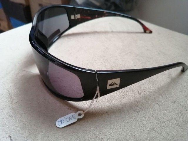 Óculos Quiksilver grey transparente AKKA DAKKA